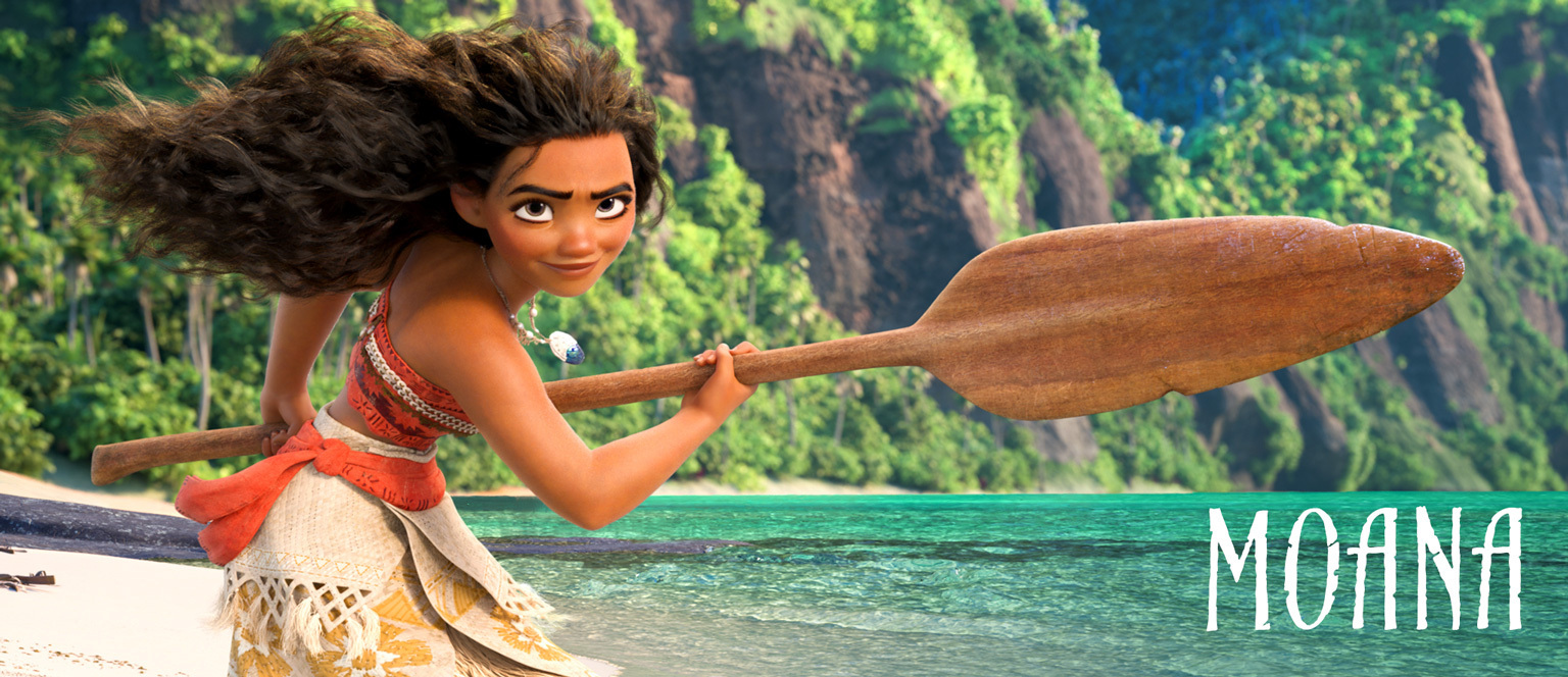 Moana Reminds Youth Of Role Models Not Represented In Media